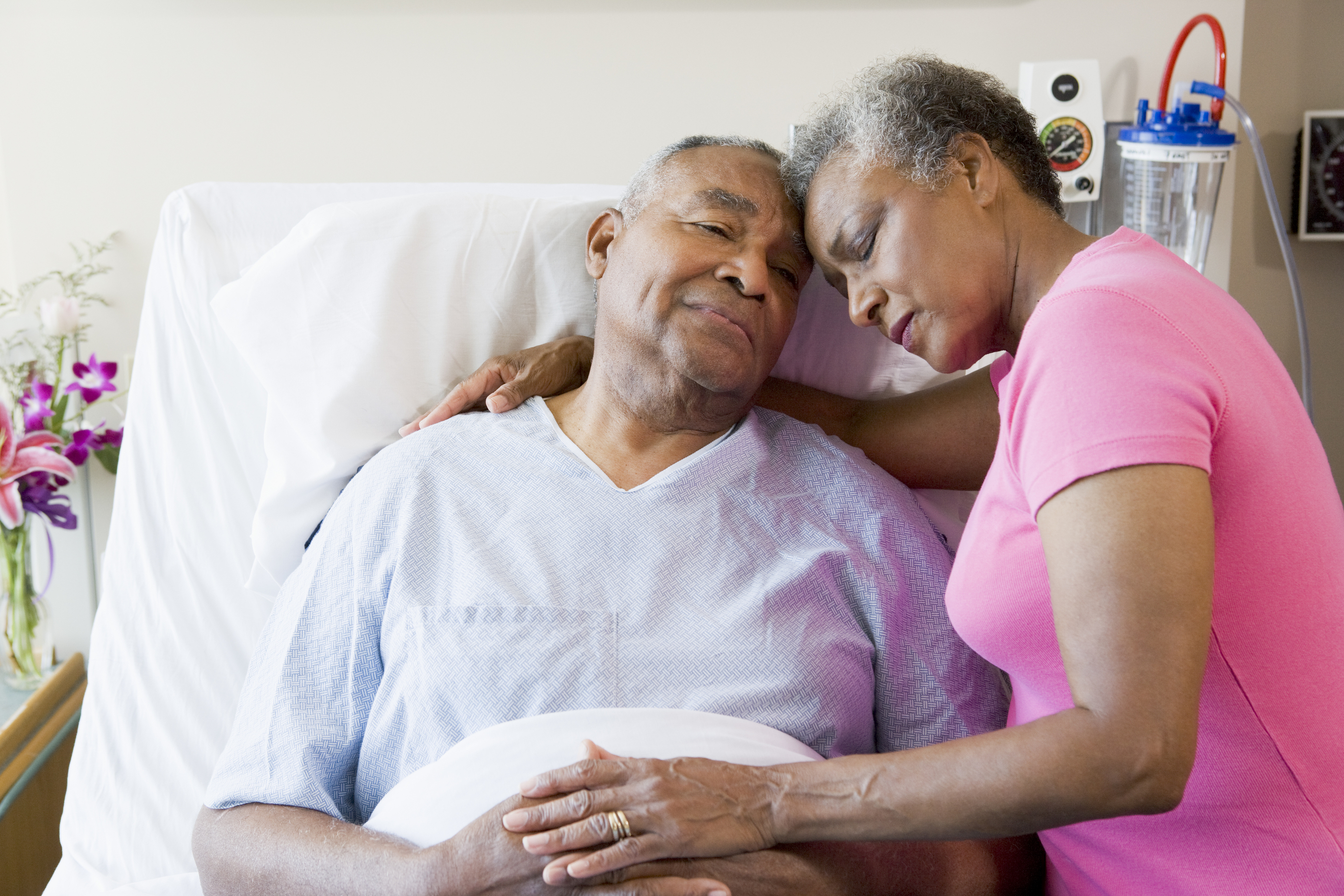 Protect someone you provide care for