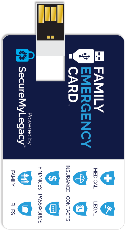 Family Emergency Card
